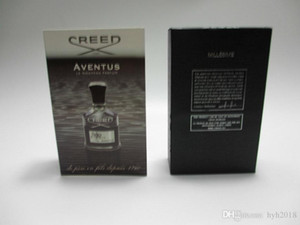 Creed Perfume fro man Aventus Black GREEN IRISH TWEED Perfumes for Men Fragrance Spray 120ml Top Quality free shipping