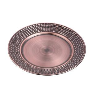 28см из нержавеющей стали Плиты Lace столовыми многоразовый Фрукты Tray Дисплей Кухня инструмент Посуда Горячая продажа 11 4HF UU