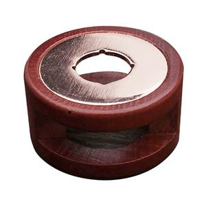 1PC Vintage Warmer восковые палочки термоклея Печь Ложка Инструмент Wax Seal Beads SticksStove Горшок для Wax Seal Stamp Свеча