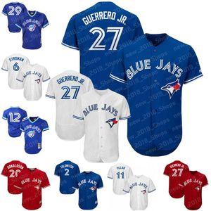 27 Vladimir Guerrero Jr 19 Jose Bautista Blue Jays beyzbol 11 Kevin Pillar 6 Marcus Stroman 29 Joe Carter 12 Roberto Alomar 20 Donaldson