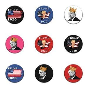 Unisex Introvertiert Emaille Pin Schwarz Weiß Trump Abzeichen Too Peopley Broschen-Beutel-Kleidung Revers Pin Punk Schmuck Geschenk-lustiges Sprechen Sarcastic C # 36