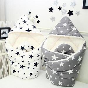 Baby Winter Autumn Baby Cotton Blanket Newborn Infant Wrap Bedding Quilt Bed Sofa Stroller Basket Autumn Winter