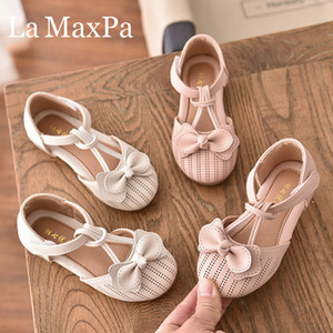 Girls Sandals Children's Shoes 2020 Summer New Toddler Kids Baby Girls Sandalias Flower Roman Sandals for Princess Shoes