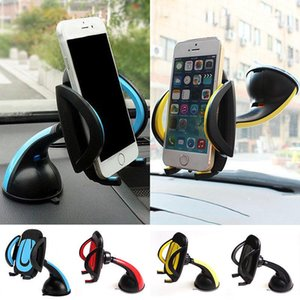 New Car 360 Universal Dashboard Windscreen Holder Mount For Gps Pda Mobile Phone Dhl Free Shipping