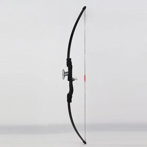 Formação Profissional Recurve Bow 30-50 lbs Powerful Hunting Archery Bow Arrow Outdoor Caça Tiro Esportes ao ar livre