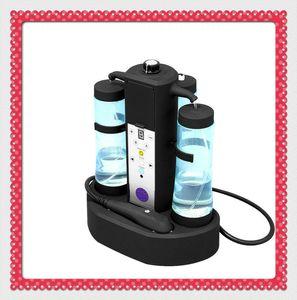 2020 الأكسجين الهيدروجين الأكسجين نظام الوجه التطهير بالاكسجين العناية بالبشرة الهيدروجين تنشيط الفقاعات الصغيرة