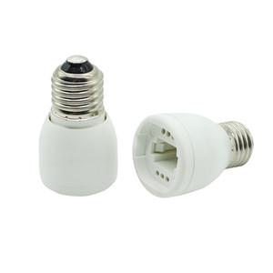 E27 PARA G24 Adaptador de conversão soquete de alta qualidade à prova de fogo adaptador de tomada material de suporte da lâmpada