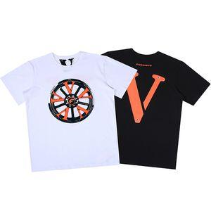 19ss Mens designer T -Shirt Polos Men Women fear of god Short Sleeve Fashion Mens fitness Jogging Casual Round shirt Size S-XL