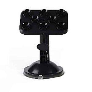 360 Degree Universal Car Holder Mobile Phone Mount Holder Silicon Sucker Bracket Navigation