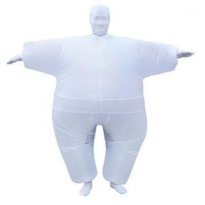 Tamaño tema de vestuario colorido libre unisex especial de ropa Cosplay de Halloween sumo inflable