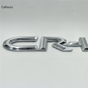 Para Honda CRV Emblem CRV Tronco cauda Portão Lid Logo traseira Letters Decal 217 * 36 milímetros