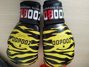 Professionale per adulti Uomo Tg Pelle Kick Boxing Guanti donna Mma Muay Thai lotta Guanto Luva De Box Fitness Training Gear