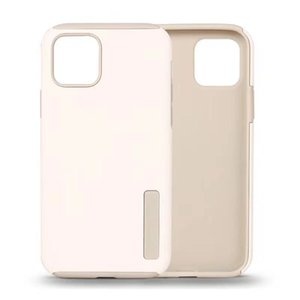 For Motorola G8 Power Plus One Hyper 2 In 1 TPU PC Hybrid Shockproof Protective Phone Case Cover