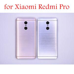 """5.5 """"pour Xiaomi Redmi Pro Batterie Couvercle Arrière Couvercle Arrière Logement Porte Clé Côté Caméra Lentille En Verre Redmi Pro Pièces De Rechange"""