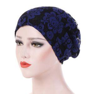 Женщины Индии Hat мусульманская Сборки Рак Химиотерапия Beanie Двойной шнурок для изготовления париков волос Ткачество Stretch Регулируемый парик Cap