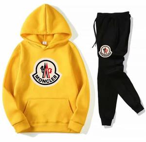 NO.3S Freizeitbekleidung für Männer und Frauen, Jacken, Hoodies, Sportbekleidung, Hoodies, Hoodies und Anzüge, neue modische Paaranzüge