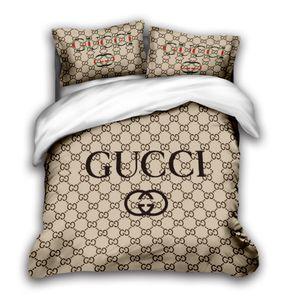 de lujo de tamaño conjuntos de cama de diseño 3D rey edredón funda de almohada edredones caso matrimonial funda nórdica de cama de diseñador conjuntos C3