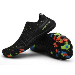 Вода кожи Обувь Аква Носки неопреновые Дайвинг пляжное оборудование Водные виды спорта Носки Wetsuit Предотвратить Царапины Non-Slip Swim пляжная обувь New Mens S