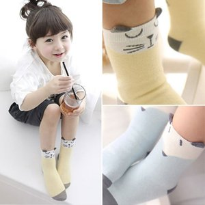 Baby & Clothing Sock Cartoon Cotton Fox Cat Printed Comfortable Knee Kids Socks Baby & Kids Clothing Sock Cartoon Cotton Fox Cat Printed Com