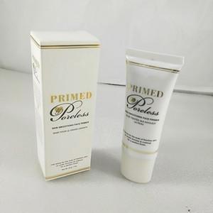 Nuevo maquillaje de la llegada Primer Fundación impermeable Cara Use cosméticos naturales 28g 1 onza preparado y sin poros cartilla