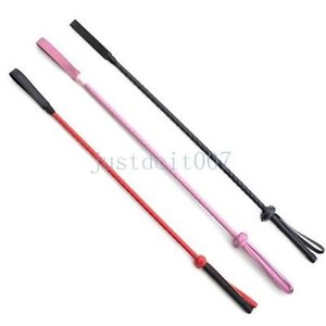 """Prop Gioca Fun Whip Riding Crop Whip 27 """"Functional Horse Costume Functional # R98"""