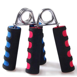 Foam Hand Grip Carpal strengthen Expander Fitness Forearm Arms Muscle Finger Gripper Trainer Strength Fitness Equipment