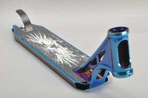 All'ingrosso-Funsea Porcellana fabbricante nuovi lega di alluminio prestazioni 6061 pezzi scooter PVD blu scooter calcio piattaforma piattaforme acrobazia
