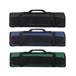 Roll Slots 20 Bag Pocket Chef Bag Knife Storage1 Case Kitchen Portable Carry Muaiv