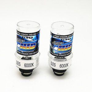2pcs D2S 6000K 8000K 10000K HID Bulbs CBI HID xenon headlight bulb D2S headlamp