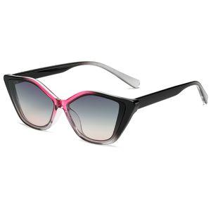 Fashion Women Cat Eye Sunglasses Brand Design Lady Cateye Sun glasses UV400 Luxury Sunglass Shades Oculos de sol