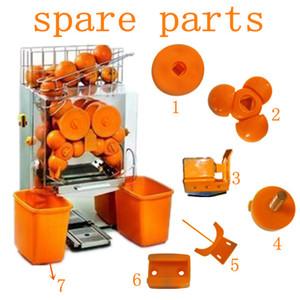 Pièces de rechange de machine à presse-agrumes d'orange, extracteur de jus d'orange électrique, pièces de rechange d'extracteur frais