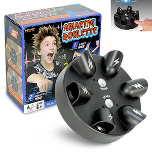 Dhl جديد upgrate صدمة كهربائية الإصبع الكاشف لعبة صعبة حزب desktop الضغط مضحك الإبداعية اللعب