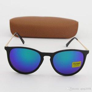 10pcs Hot Sale Designer Txrppr Brand Sunglasses Black frame Green Colorful lens Men Sun Glasses Women Retro Sunglass Gafas de sol Sunglas