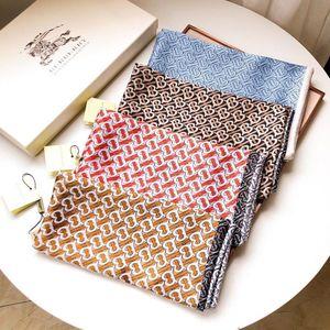 Горячий шелковый шарф пашмины для женщин дамы высокого качества бренда лето осень Длинные шарфы шеи Wrap 180x90Cm шелковой шали B02