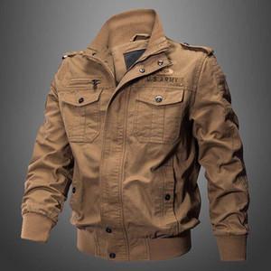 SHABIQI Vestes d'homme Vendre Hot Casual Wear américain Special Forces Confort coupe-vent Automne Pardessus nécessaire Printemps Hommes Manteau
