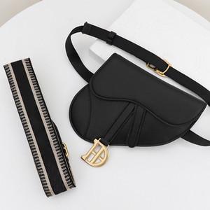 Black Cow Leather Belt nuova sella Borse Shoulder Bag Messenger Bag Sella retro telefono cellulare Fibbia Sacchetti Ampia Type1