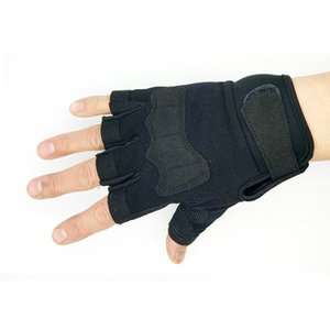 Nonslip Breathable Dumbbell Protective Gear Horizontal Bar Equipment Training Bodybuilding Half Gloves Nonslip Breathable Dumbbell Cycling P