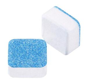Yeni Ev Antibakteriyel Çamaşır Makinesi Temizleyici Kireç çözücü Derin Temizleme Temizleyici Deodorant Dayanıklı Çok Fonksiyonlu Çamaşır Malzemeleri