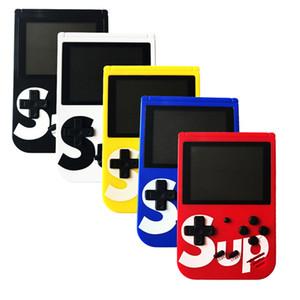 scatola del gioco Sup 400 giochi retrò mini console portatile 3,0 pollici bambini del giocatore del gioco Con 1000mAh batteria Uscita TV