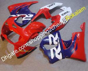 Fairings Motorcycle per Honda CBR900RR 1996 1997 CBR 893RR 96 97 CBR 893 CBR900 RR Red Blue Bianco Bodywork Kit carenatura