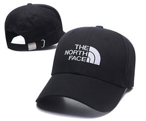 2019 ПОЛО гольф Северного Caps Hip Hop Face strapback Adult Бейсболка Snapback Твердых шляпы Хлопок Кость European American Fashion