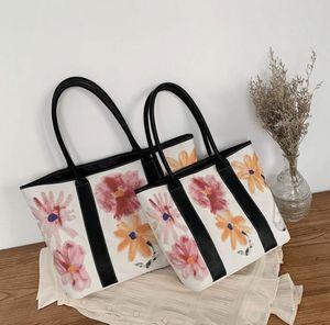2020 Bag Women della tela di spedizione Borse grande capacità maggiore della signora sacchetti di Totes di alta qualità Borse Graffiti Bag