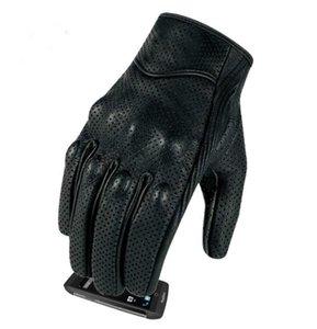 Motorcycle Gloves Goatskin Leather Touch Screen Men Women Moto Glove Electric Bike Luvas da motocicleta Os carros eletricos Sale