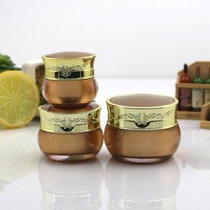 10g 15g 30g Empty Butterfly Pattern Jars High Quality Skin Care Moisturize whitening Cream Mask Serum Case Packaging 100pcs lot