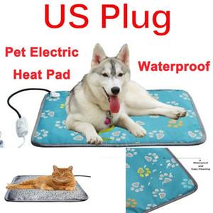 110V Haustier Heizkissen Heizmatte Wärmedecke Heizung Hund Katze Warmer Bett
