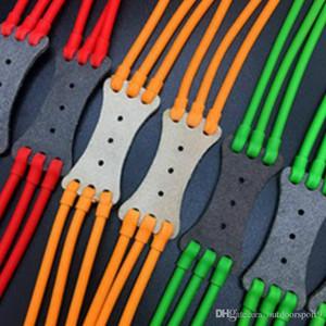 accessori Outdoor Gadgets Slingshot youe brillava 20pc molto potente Elastico 3050 Per Slingshot Accessori Caccia