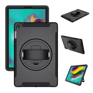 Hybrid Robot Defender Heavy Duty Shockproof Tablet Case For Samsung Galaxy Tab T590 T720 T830 T560 T280 T110 Rotating Cover