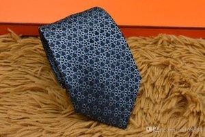 Мужские галстуки Новый 20 стиль человек мода письмо полосатый галстуки Hombre Gravata тонкий галстук классический бизнес повседневный галстук для мужчин с коробкой 9016