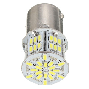 1156 BA15S 3W 3014 SMD LED Car Tail Backup Lights Turn Signal Replacement Bulb DC 12V Pure White