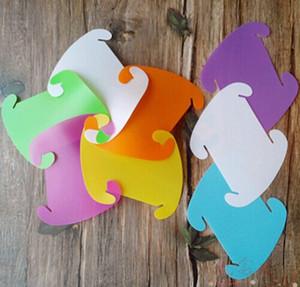 Bola al por mayor de bricolaje pendiente moderna Iq envío Puzzle Jigsaw lámpara Iq luces Medianas 300pcs por la porción 12 colores para la opción